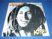 Bob Marley personally signed LP *Very Rare*