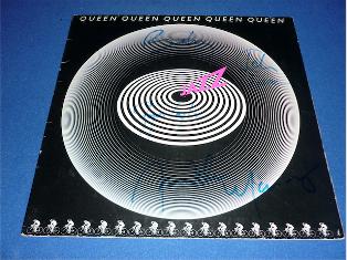 Queen (All artist signed inc Freddie Mercury)