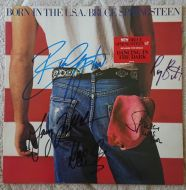 SOLD - Bruce Springsteen & The E Street Band (All Members)
