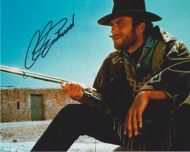 "CLINT EASTWOOD Genuine Signed Original Autographed ""8x10"" Photo"
