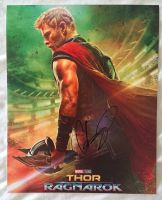 Chris Hemsworth - Ragnarok - Autographed 8x10 Photo
