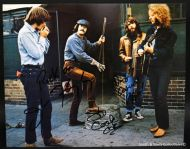 Creedence Clearwater Revival Band Autographed