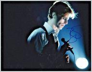David Bowie Autographed Photo *Rare*