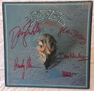 Eagles - Their Greatest Hits - Signed Album