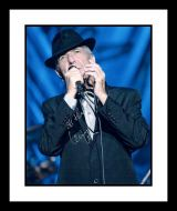 Leonard Cohen - Hand Written Signature