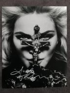 MADONNA Authentic Signed 8x10 Photo