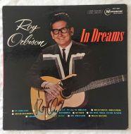 Original signed Vinyl LP - by Roy Orbison