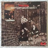 The Who - Meaty Beaty Big & Bouncy Vinyl LP - Signed All Members