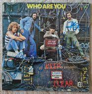The Who - Vinyl LP - ORIGINAL SIGNED 3 Members