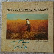 Tom Petty original signed vinyl LP album