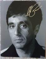 Al Pacino 8 x 10 Autographed Photo