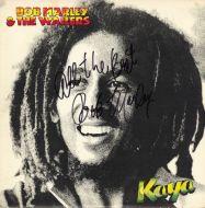 Signed Bob Marley Original LP - *SOLD*