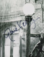 Gene Kelly Autographed 'Singing in the Rain' 8x10 Photo