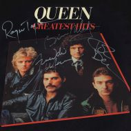 Queen - Signed Greatest Hits Album - *SOLD*