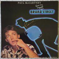 Paul McCartney - Hand Written Signature